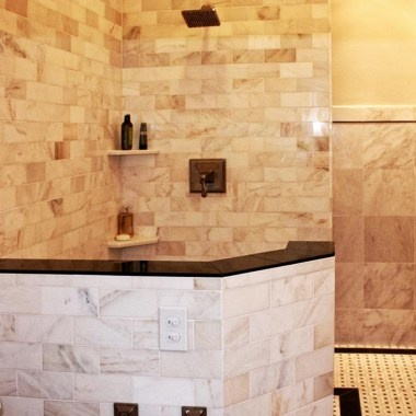 Do You Need To Tile The Entire Bathroom Or Is It Ok To Just Tile The - What do you need for tile floor