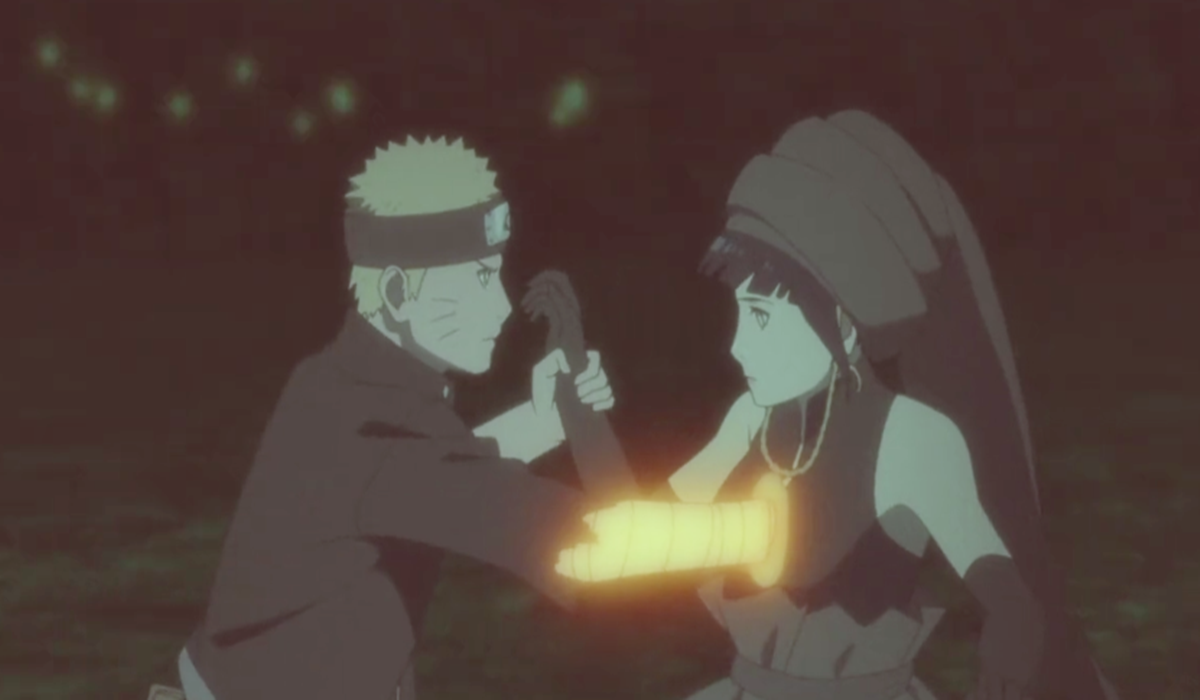 Has Naruto lost his Six Paths Power? - Quora