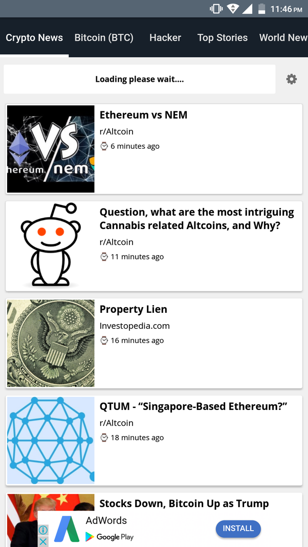 Bitcoin Aliens Latest Apk Ethereum News Investopedia