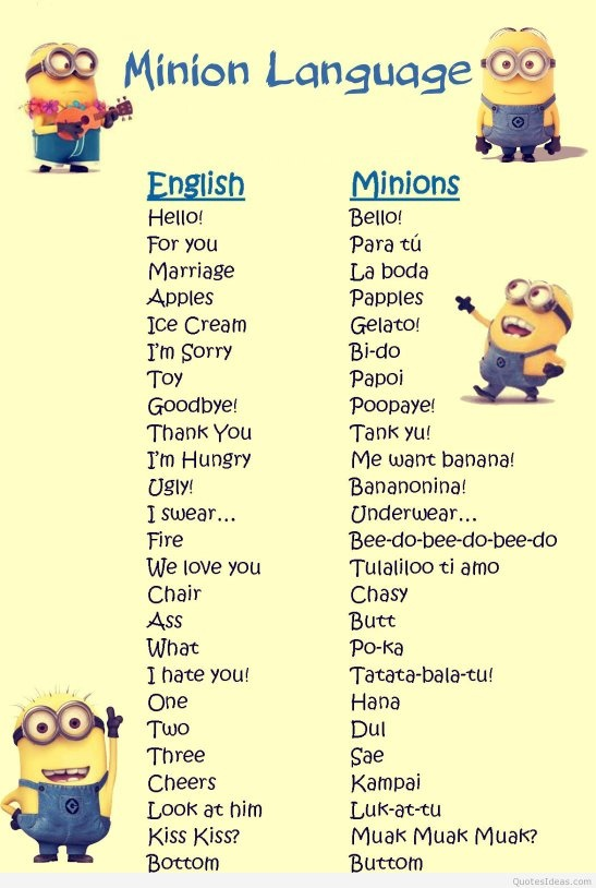 What are the views on minions? - Quora
