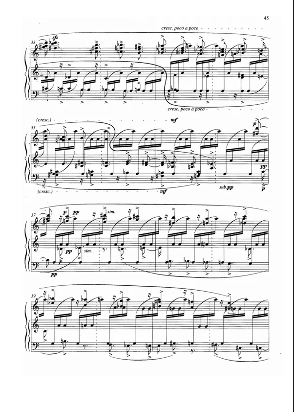 Piano linus and lucy piano sheet music : What is the hardest piano piece you can play? - Quora