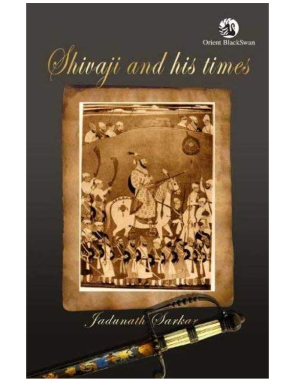Which Is The Best Book To Read Shivaji Maharaj Biography
