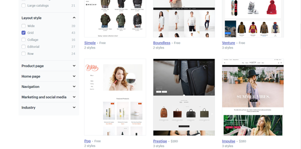 How much does it cost to build a Shopify site? - Quora