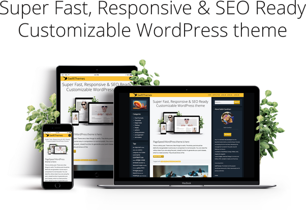 What is the fastest and most customizable WordPress theme for blogs ...