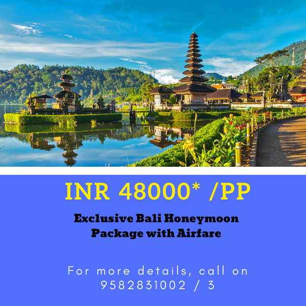 For How Much Can I Get A Honeymoon Package In Bali Indonesia For 5