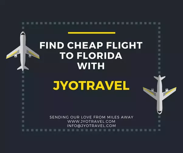 What is the best place to look for cheap flights to Florida? - Quora