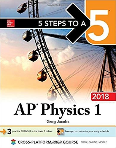What books would you recommend for learning the AP Physics 1 or