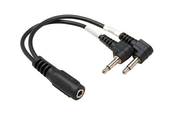 How To Connect An Aux Cable  4 Wires Inside  Copper  Black
