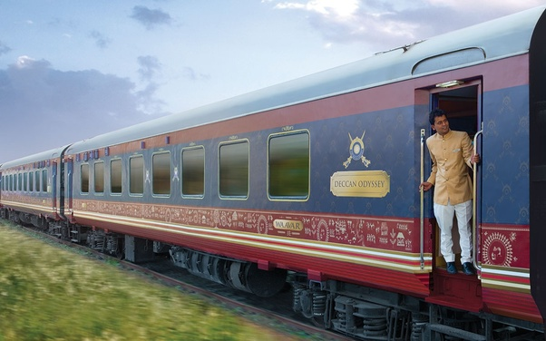 Most of the trains in India do not run on time  Why is it that no