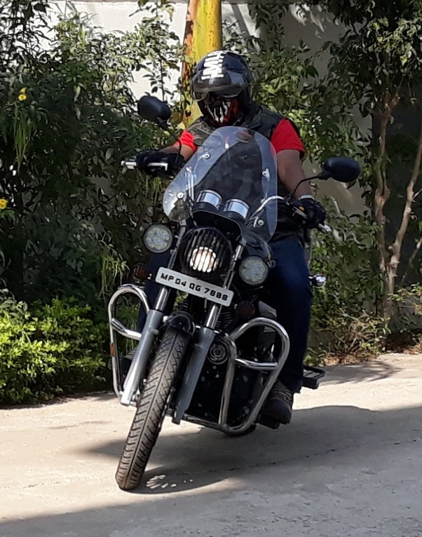 What Modification Can Be Done On Royal Enfield Thunderbird