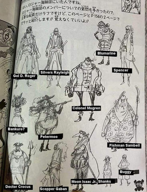 Found this some time ago!! - ONE PIECE ワンピース - Quora