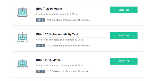 where can i get the previous year solved nda papers quora