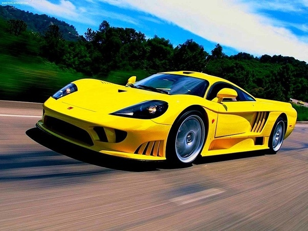 Most Aerodynamic Supercar