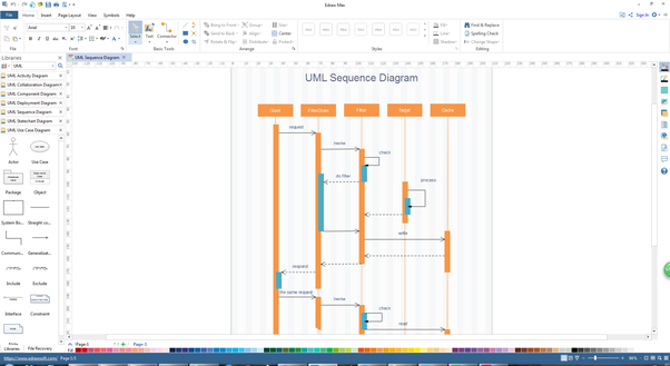 What is the best free tools for uml diagram quora its easy to share the works through multiple export options including visio pdf word ppt svg jpg html etc and the cloud feature makes it easy for ccuart Image collections