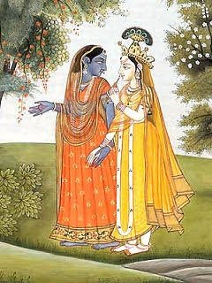 Lord krishna and radha age difference in dating