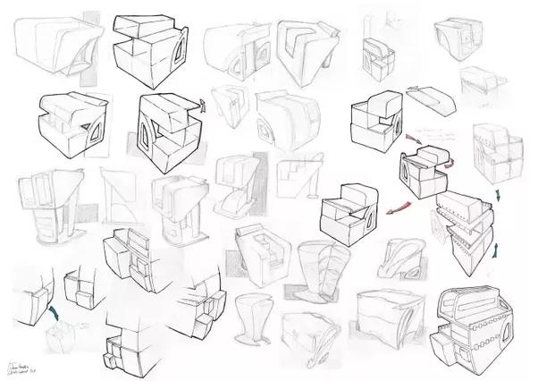 Exceptionnel Via Furniture Design By Jason Heredia At Coroflot.com