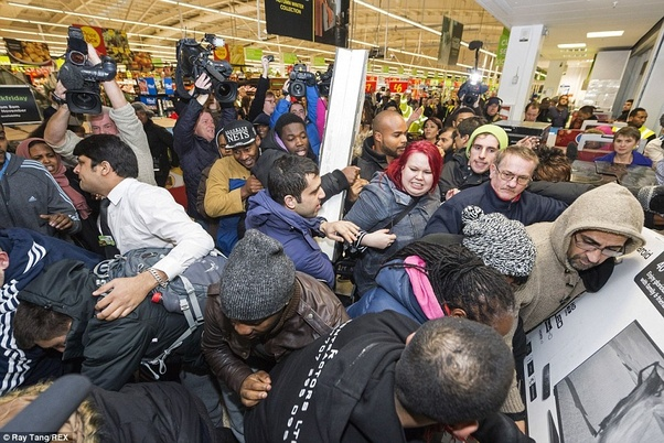 What Is The Difference Between Black Friday And Cyber Monday Quora