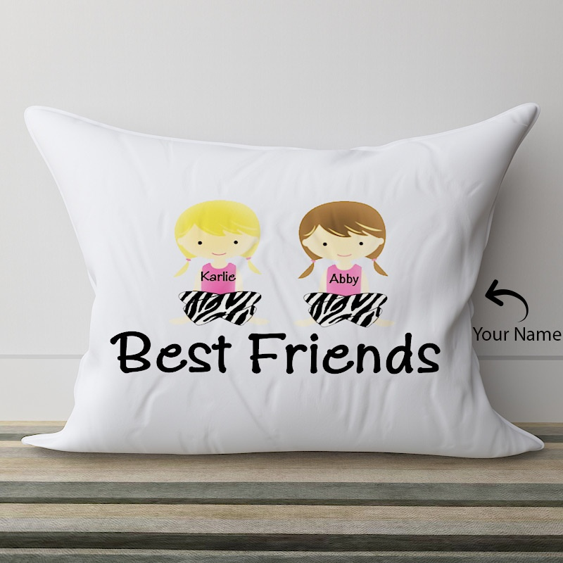 A Personalised Cushion With Her Pictures On It Could Be Just Very Happening Birthday Gift Ideas For Girls Adding Personalized Touch To The Gifts Is