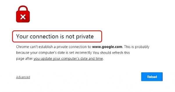 How to fix the privacy error in Chrome that says 'your