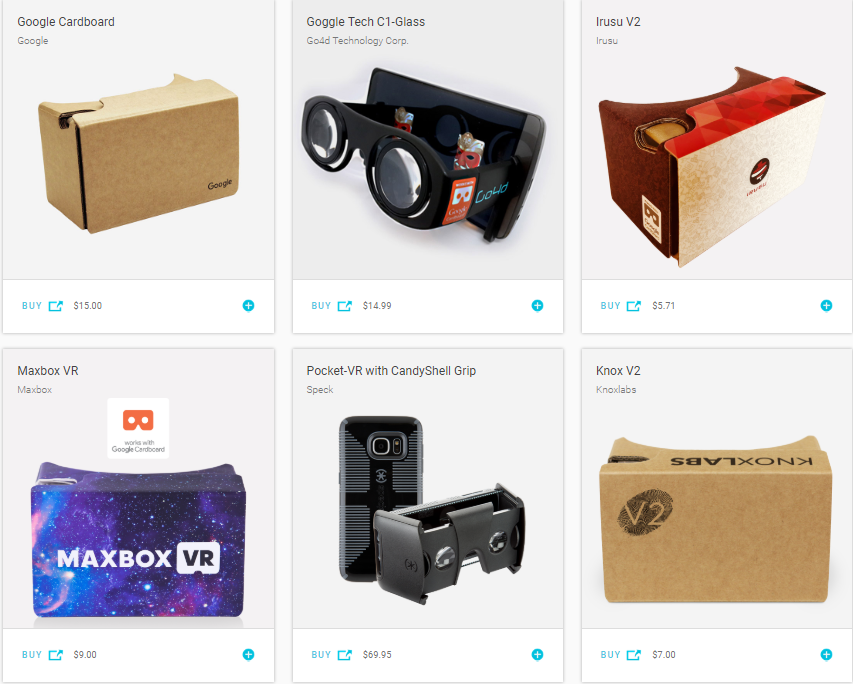 f2ae7ea5558 Could Other VR headsets run the Google Cardboard app  - Quora