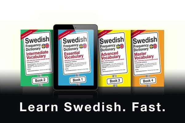 Swedish Language Book
