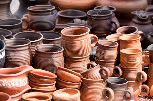 What is the difference between clay, ceramic and terracotta