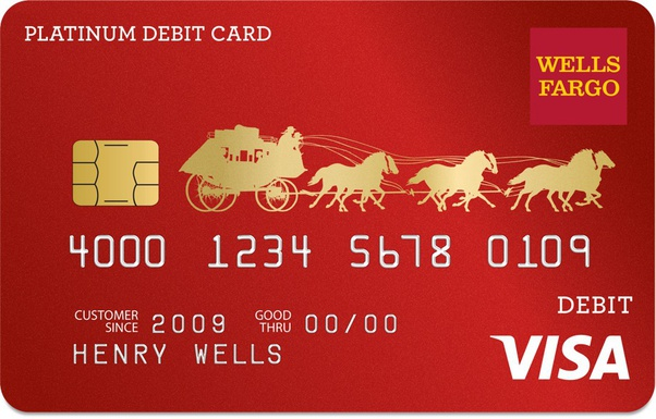 How to access my Wells Fargo debit card number online - Quora