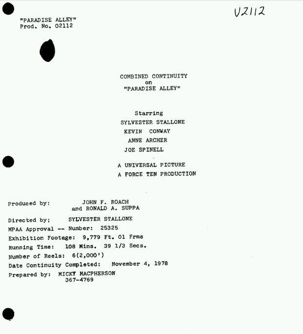 how to get movie scripts