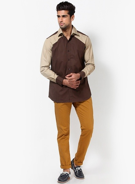 what pants go with a brown shirt quora