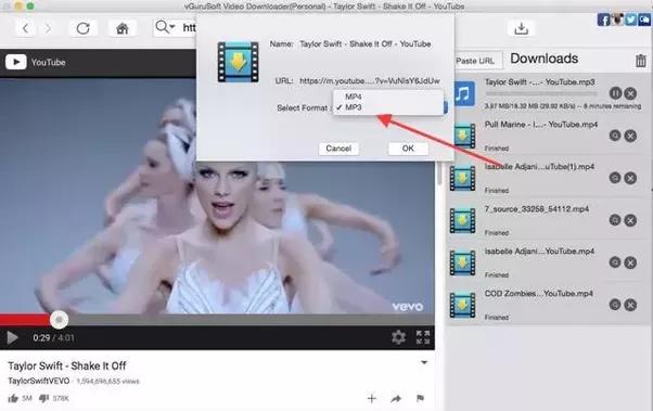 How to download music to macbook from youtube quora note the download box pops up only when the video or mp3 start to play and the video or mp3 will be downloaded when users click ok ccuart Image collections