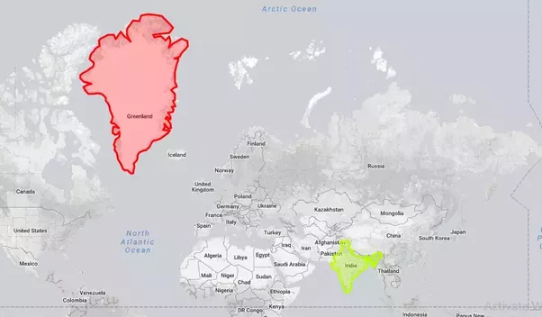 List of countries by largest island
