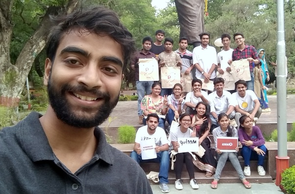 How was your experience at the Quora World Meetup held in Allahabad