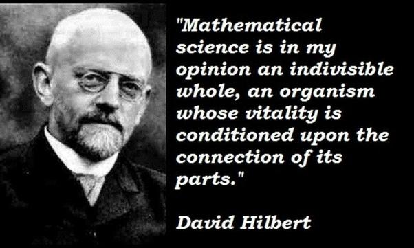 David Hilbert - Wikipedia