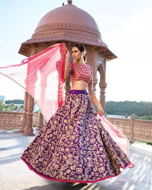 Where Can I Buy Wedding Lehenga In Hyderabad