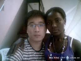blacks dating in china