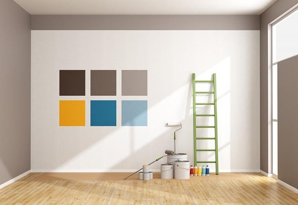 Painting home has to be hassle-free simple and easy. Here are few types of paints that can be used for interior painting of houses. & Which type of paint is best for interior wall? - Quora