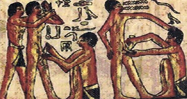 Sex in the primitive time
