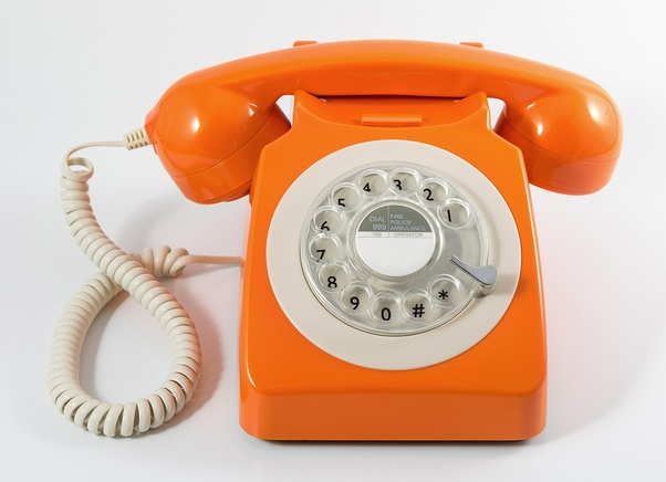Does an old rotary phone still work in today's technology? - Quora