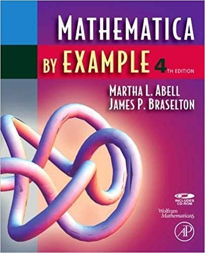 Mathematica In Action Pdf