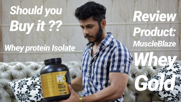 449d1383ade You can go to YouTube and Watch my review about the MuscleBlaze Whey Gold !!