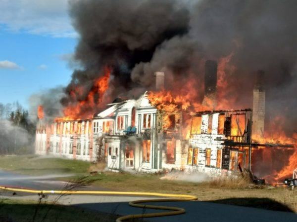 What Is Structure Fire Quora