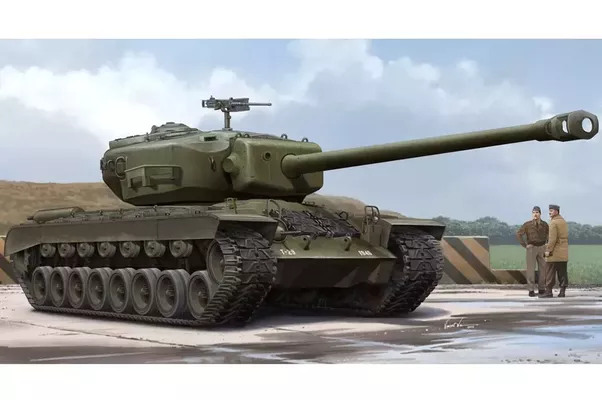 Why didn't the Americans mass produce the T34/T29 heavy ...