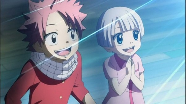 Should Natsu be with L...