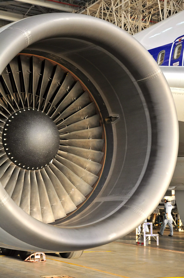 Why Do Jet Engines Have Fewer And Fewer Fan Blades