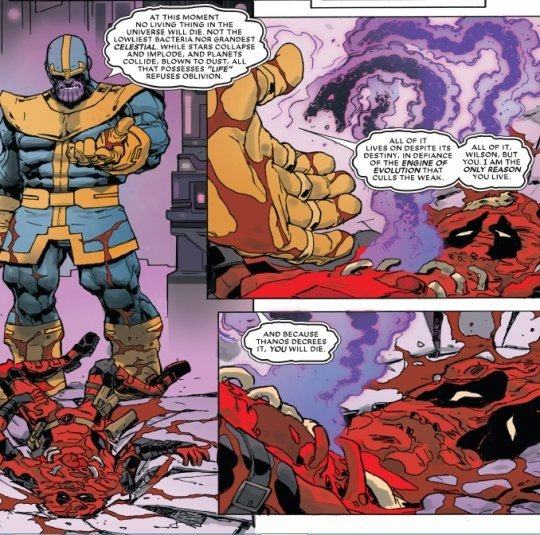 Who would win, Deadpool vs Thanos? - Quora