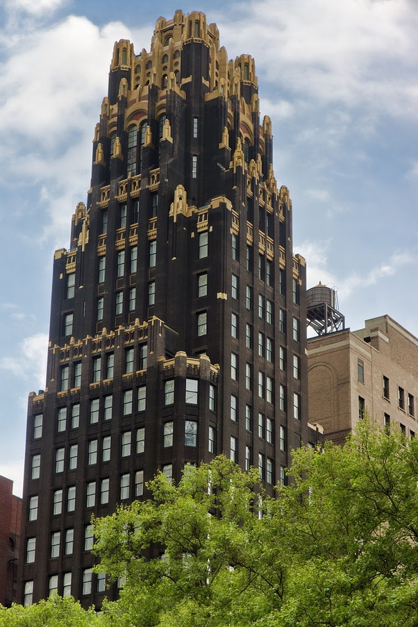 What Are The Finest Examples Of Art Deco In Architecture Quora