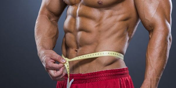 Burn off lower stomach fat