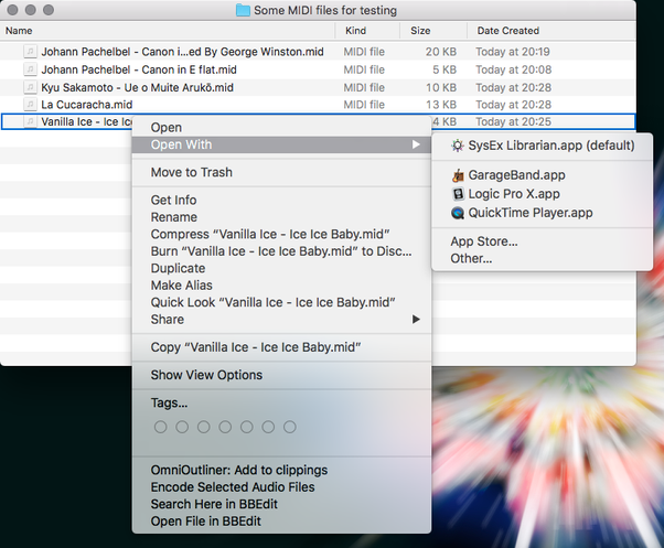 Can iTunes for Mac play midi files? - Quora