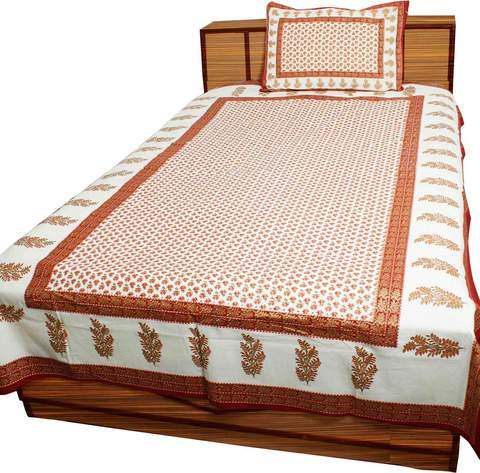Buy Bed Sheets Online | Buy Single And Double Bedsheets | Bed Sheet Sets