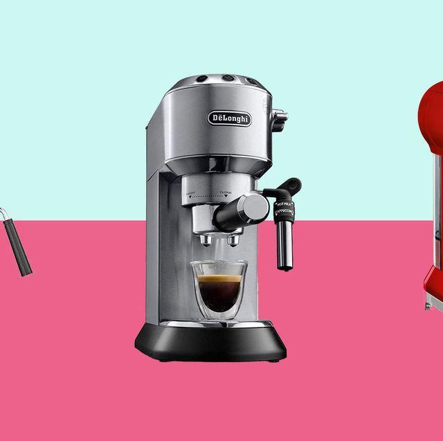 Which is better, a Breville espresso machine or a De'Longhi espresso machine? - Quora